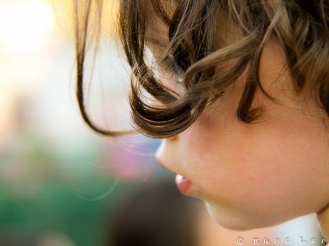 A un cheveu…